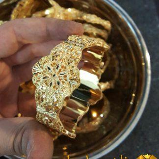 دستبند طلا پرنس رقابت با کار دبی
