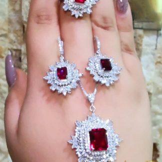ست کامل جواهری مارکیز