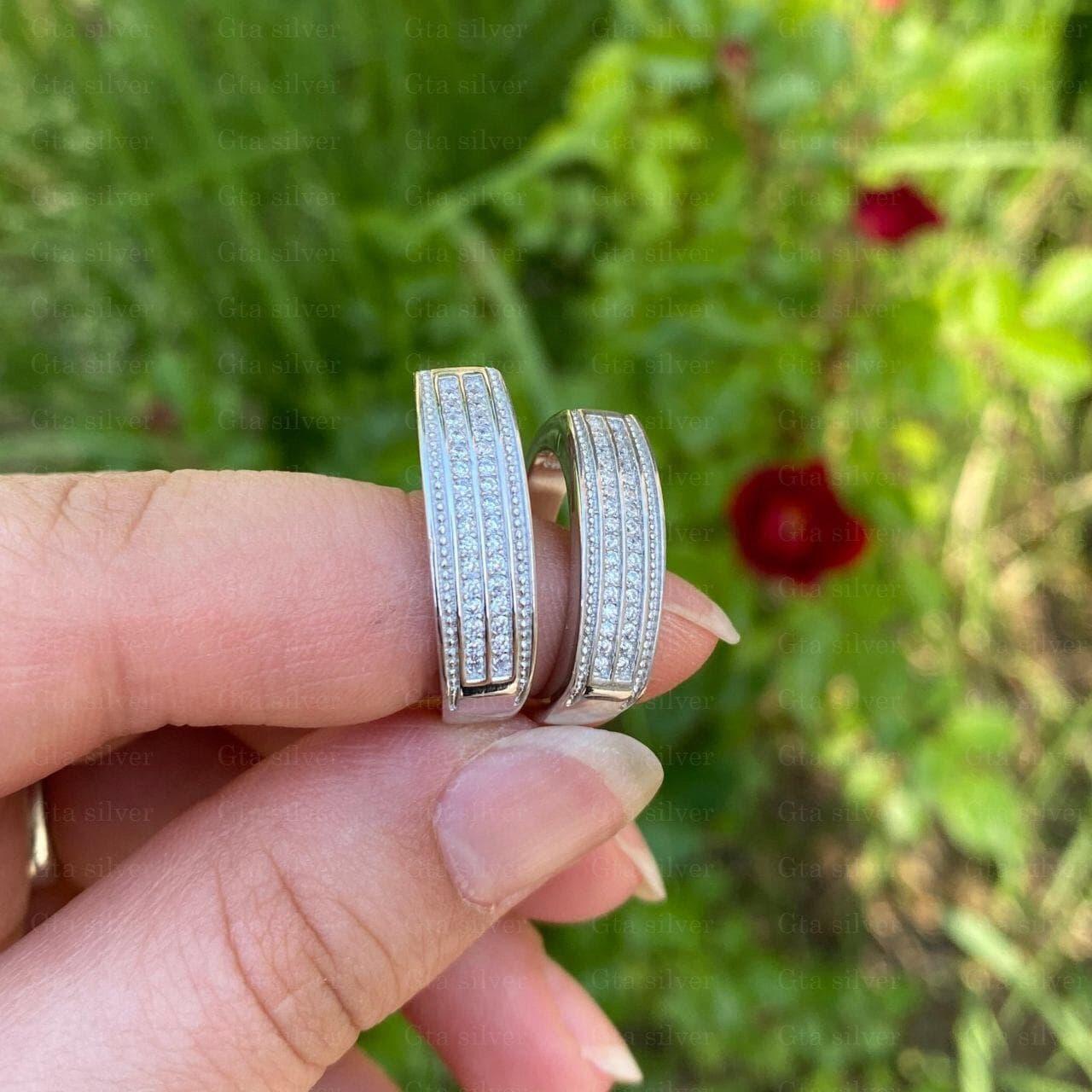 ست حلقه ازدواج مدل 10