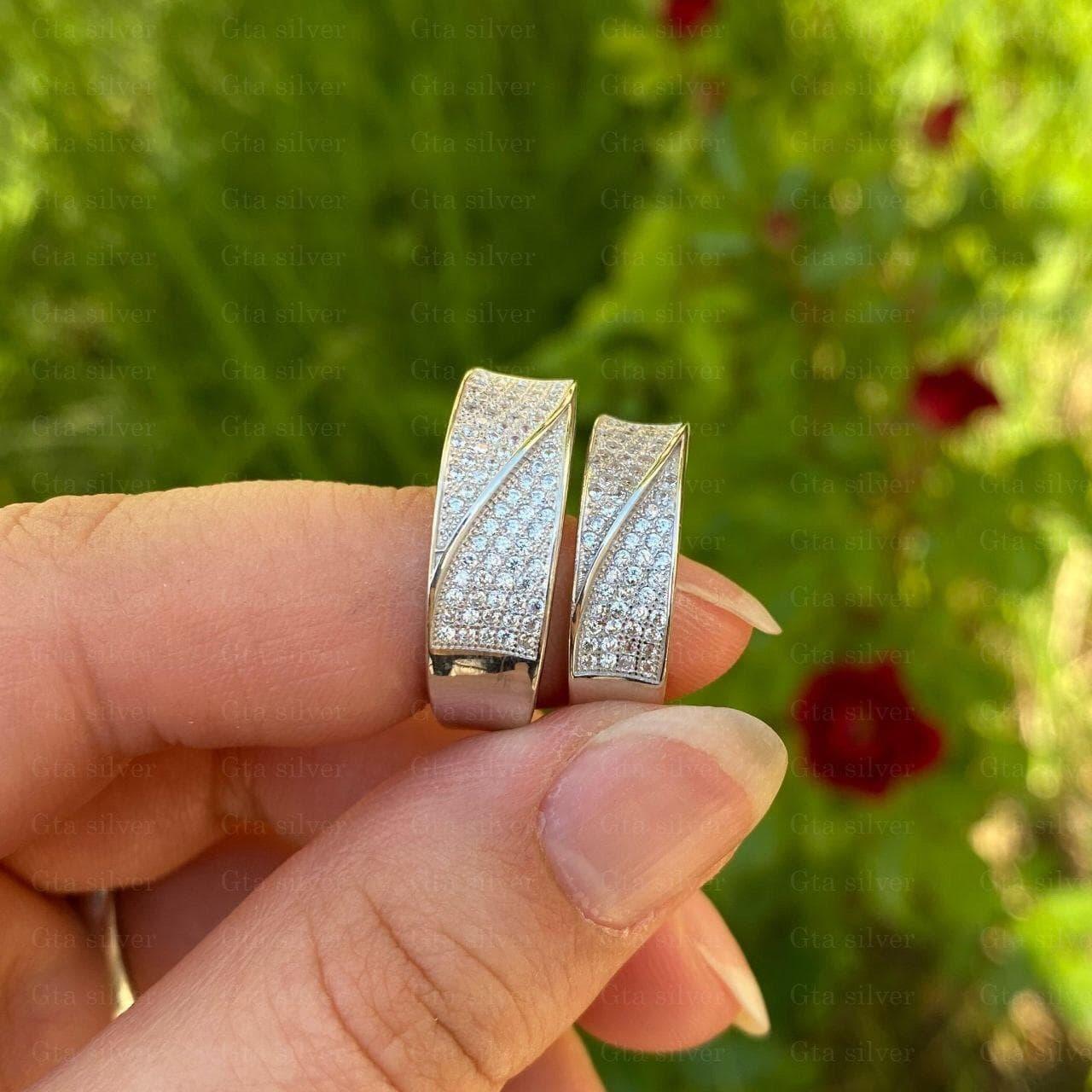ست حلقه ازدواج مدل 25